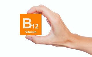 vitamina B12 baja