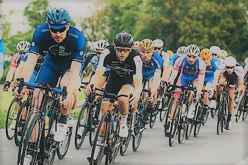 ciclistas competicion