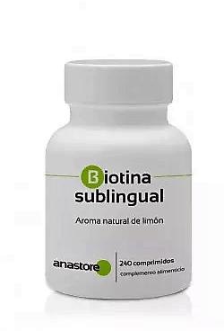 anastore biotina comprimidos