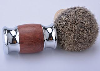 brocha de afeitado