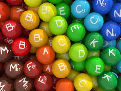 Elegir un complejo vitamínico
