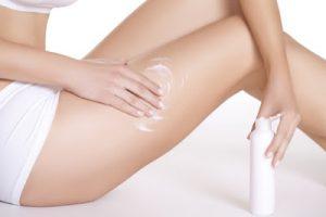 Como aplicar bien la crema anticelulítica