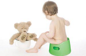 Como tratar el estreñimiento infantil