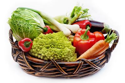 Conservar el valor nutritivo de verduras y hortalizas