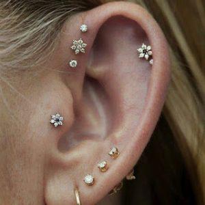 Los peligros de piercings y tatuajes