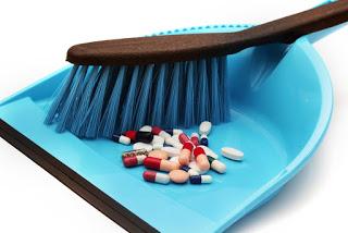 reciclar medicamentos