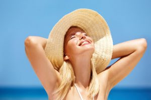 Como conseguir una piel saludable