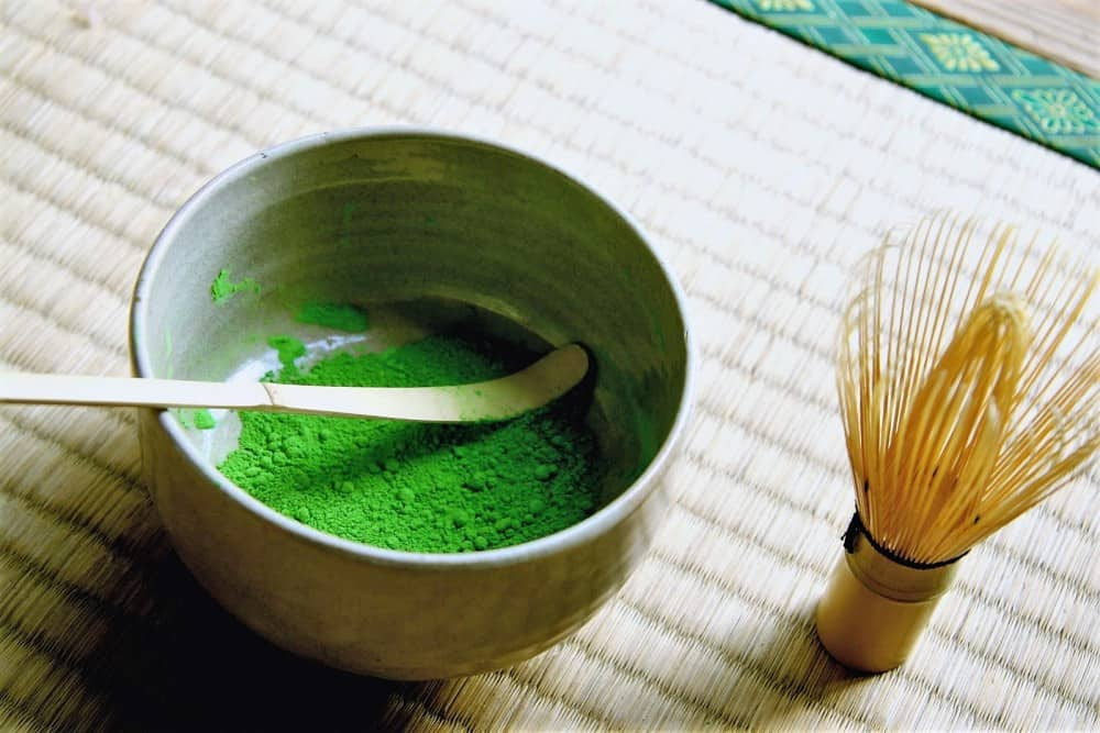 te verde matcha